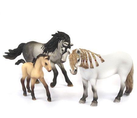 Лошади Шляйх (Schleich)