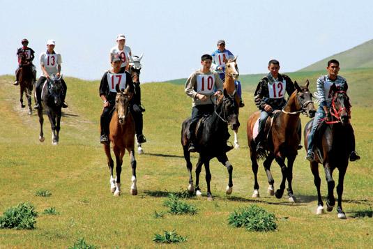 Конные пробеги