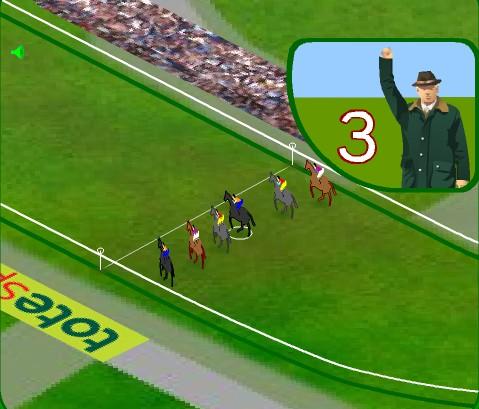Игры про лошадей скачки