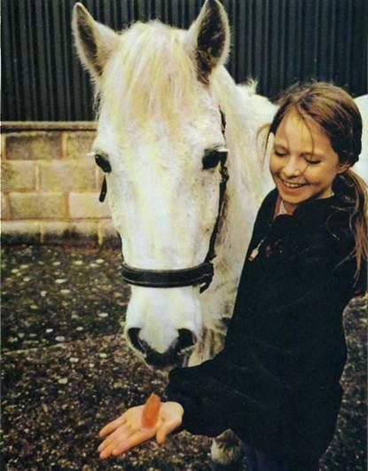 Почему лошади любят морковку