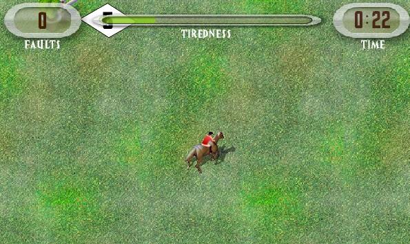 Соревнование по конкуру. Игра про лошадей онлайн.