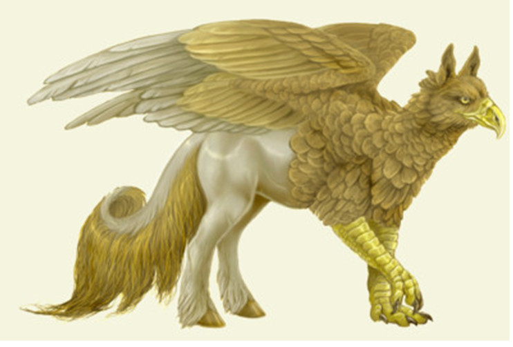 Золотой гиппогриф