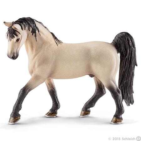 Игрушка красивая лошадь