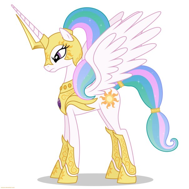 принцесса селестия картинки пони