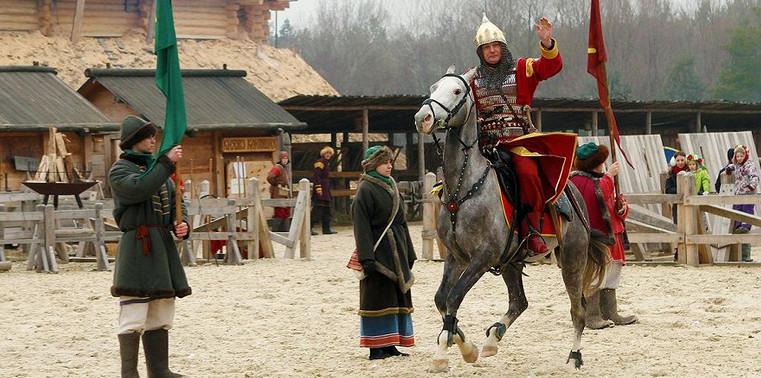 Конные рыцари - витзи